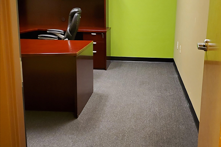 Under One Roof Tradeshow Services, Inc. - Colorful, Spacious Office