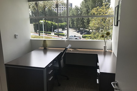 TMC Group - Private Office with Window View #3