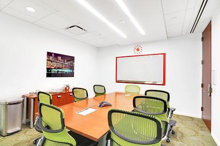 Carr Workplaces - Midtown - Vanderbilt Conference Room