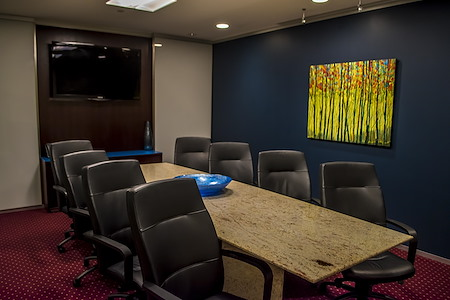 Servcorp - Washington 1155 F Street - Executive Boardroom