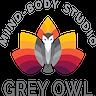 Logo of Grey Owl Mind-Body Studio