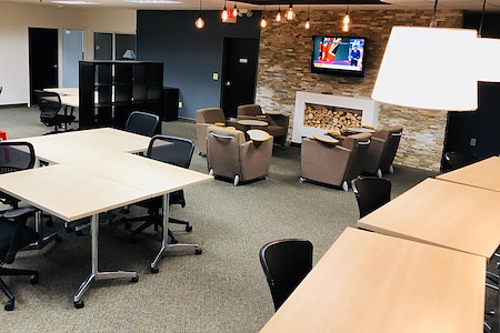 Filament Workplace - Hourly Coworking Open Desk