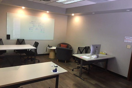 Work in Progress - Team Room 009