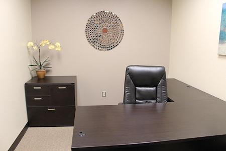Office Alternatives Westside - Riverside Plaza Exec private office