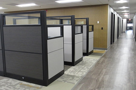 Liberty Office Suites - Parsippany - Dedicated Desk 1