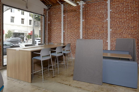 BLANKSPACES Santa Monica - WorkCafe
