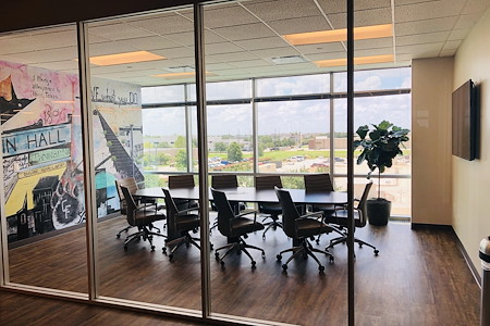 The Work Well - Open Conference Room with a View