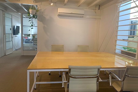 Craft and Graft (Pty) Ltd - Team Area (Semi-Private)