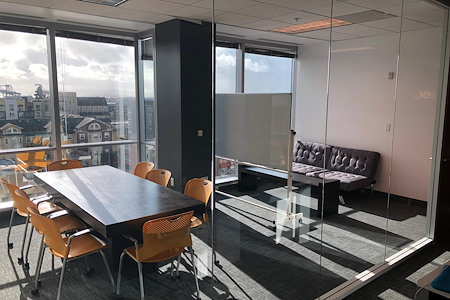 The Port @ City Center (Downtown) - Private Meeting Room with View