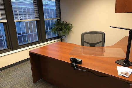 BusinessWise (Law & Finance Building) - Day Pass: Suite 300C-Private Office