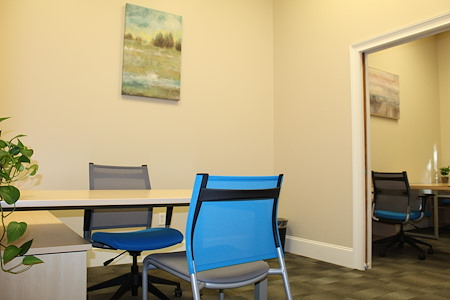 Focal Point Coworking - 4-Person Office Suite - Units 6 & 7