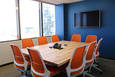 Pacific Workplaces - Bakersfield - Riesling Meeting Room