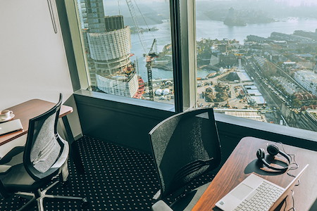 Servcorp Tower One Barangaroo - Private Office   Harbour View