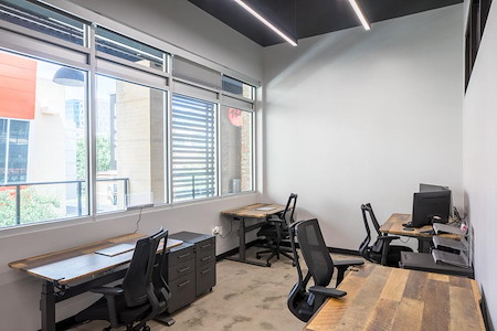FUSE Workspace-Prosper - 5 person Private Office