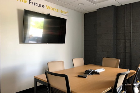 Venture X | Richmond - Meeting Room 1