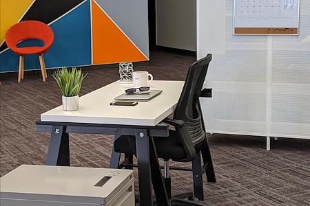 WorkSphere - Personal Desk