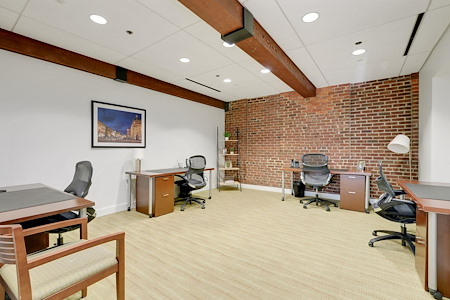 Carr Workplaces - Georgetown - Office 110