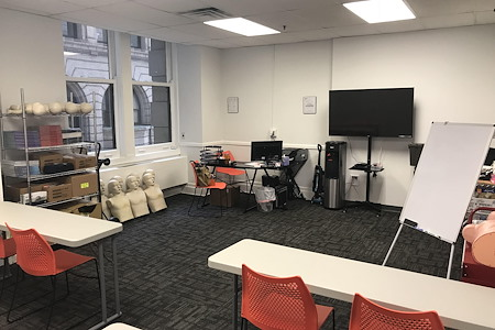 Code One Training Solutions, LLC - Meeting Room 1