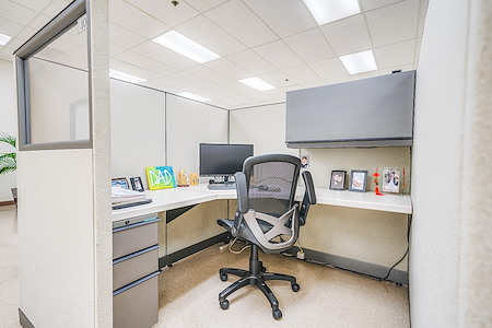 Irvine Office & Storage - Dedicated Desk