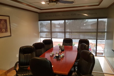 St. George Executive Suites - Dixie Conference Room