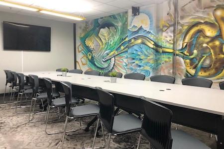 GRID Collaborative Workspaces- Denver - Civic Center