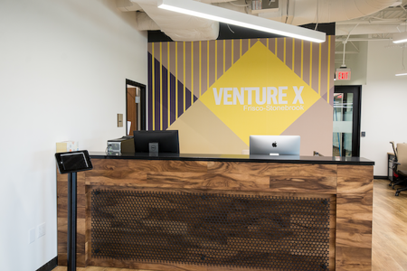 Venture X Frisco - Stonebrook - Alamo Conference Room