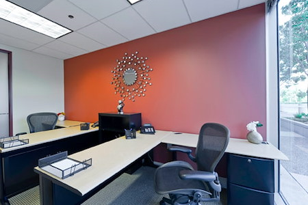 Regus-Hamilton - Open Desk