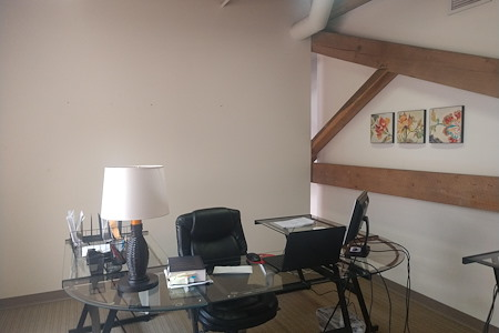 Brannon Sowers & Cracraft PC - Private Loft Office