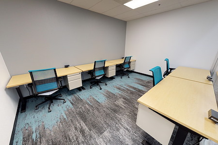 Innovation WorkSpaces - 13 Desk Office Suite - 1 Available