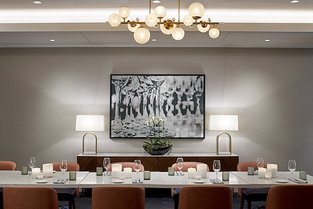 Le Meridien St. Louis Clayton - PDR - Private Dining Room in Cafe la Vie