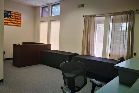 My Conyers Office - Virtual Office w/open desk use