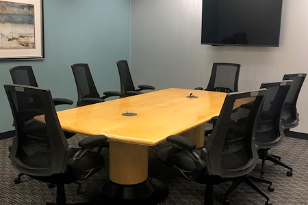 Peachtree Offices at Alpharetta - 8 Person Meeting Room