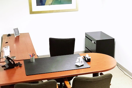 Carr Workplaces - City Center - 501A - All-Inclusive Interior Office