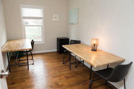 Revival CoWorking - Dedicated Private Office - Hourly
