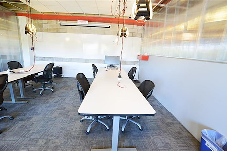 Mission 50 - NJ's Premier Coworking Space - Open Desk Coworking - 10 days/Monthly