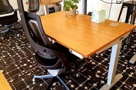 fibercove - Dedicated Desks