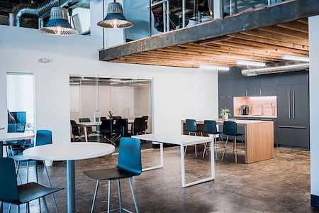 Cobalt Workspaces - Lower Level Office