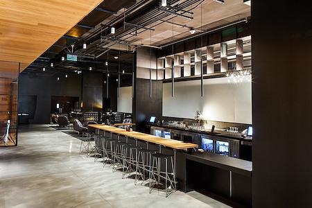 BEI San Francisco - SUM Bar & Lounge