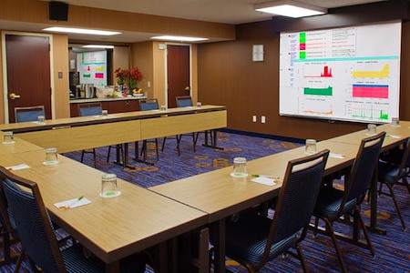 Courtyard by Marriott DFW North Irving - Meeting Room