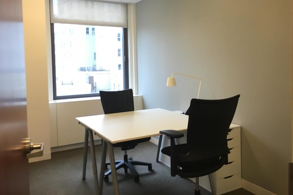 Work Better - 40 Wall St - 1-4 Person Window Office