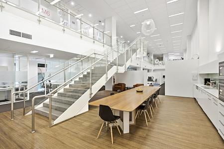 workspace365 - 555 Bourke Street - Mezzanine Fawkner Room