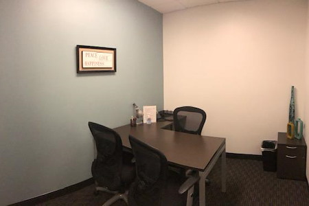 Regus | Downtown Sunnyvale - Office 211