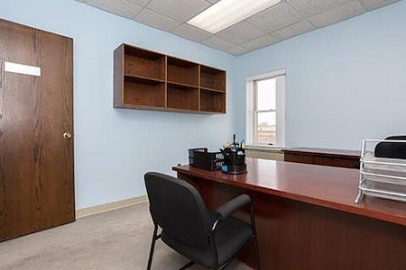 Eastman Place 3rd floor - Private office in downtown melrose