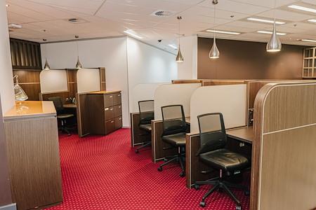 Servcorp Nishi - Dedicated Desk | 24/7 Access