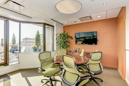 Carr Workplaces - Clarendon - Wilson Conference Room