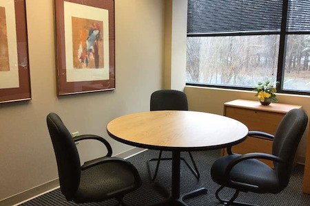 TKO Suites - Raleigh, NC - Furnished Windowed Office For 3-4