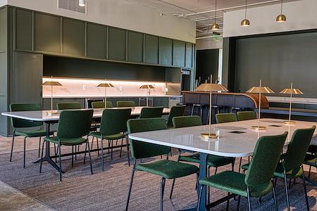 CENTRL Office - Lake Oswego - Tables