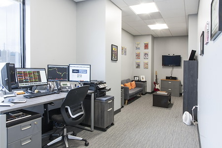 Intelligent Office of Alexandria - Private Office