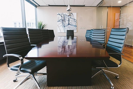 WORKSUITES | Dallas Galleria Tower One - Boardroom