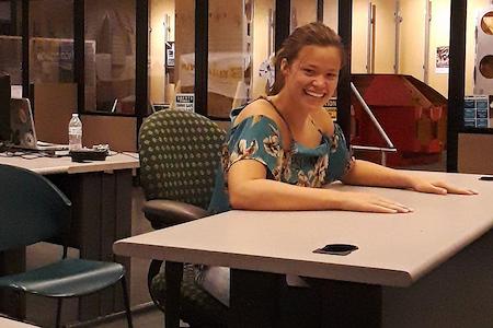 AMRoC Fab Lab - Open Desk 1